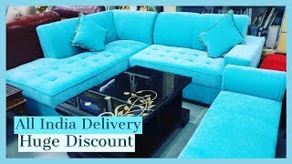 IMPORTED SOFA 7 SEATER AT CHEAPEST PRICE    सबसे अच्छी कीमत पर आयातित SOFA