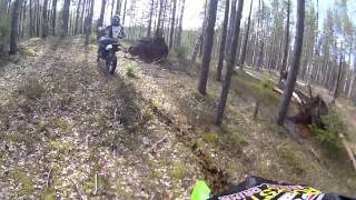 X-Moto Raptor250 Alexsey and Roman