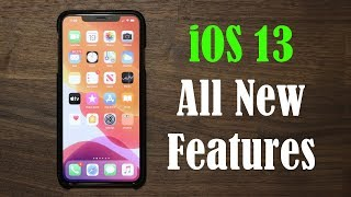 iOS 13 Released - All New and Best Features
