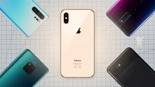 Tại sao iPhone luôn bị đem ra so sánh?