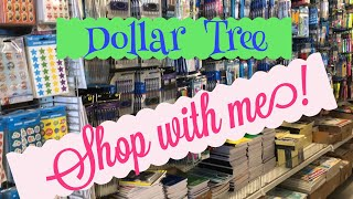 Dollar Tree Shop With Me • Finding my favorite items!
