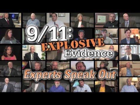 9/11: Explosive Evidence - Experts Speak Out (Free 1-hour version)  AE...