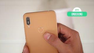 Huawei Y6   Unboxing en español