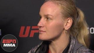 Valentina Shevchenko ready to 'explode' at UFC 231 | ESPN MMA