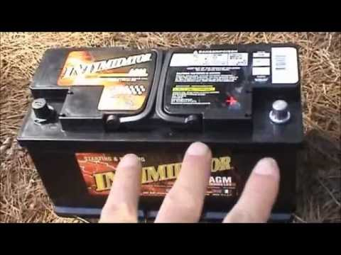 1991 Mercedes-Benz 420 SEL Battery Testing. Replacement. and Review