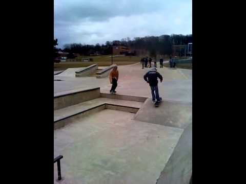 Mike marsh  hard flip