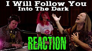 Vocal Coach Reaction to Yungblud & Halsey | I Will Follow You Into The Dark| Ken Tamplin