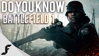 Do You Know Battlefield 1?