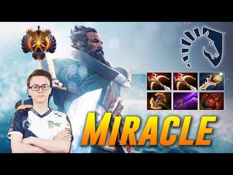 Miracle Kunkka Admiral | Dota 2 Pro Gameplay