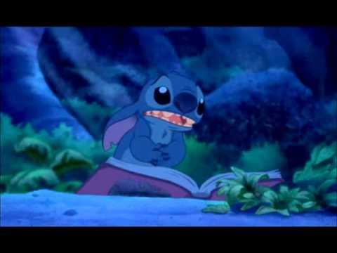 Stitch i m lost
