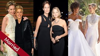 download lagu Top 10 Lesbian Couples In Hollywood Who Got Married gratis