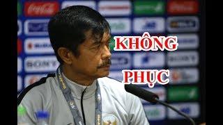 HLV U23 Indonesia CAY ĐẮNG nói về trận thua phút bù giờ trước U23 Việt Nam   Thể Thao 247