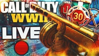 Epic Weapon Bribe Contract! (Completing 85 Matches) - Call of Duty WW2 LIVE Gameplay!
