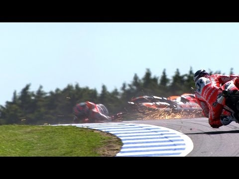 MotoGP™ Phillip Island 2013 — Biggest crashes