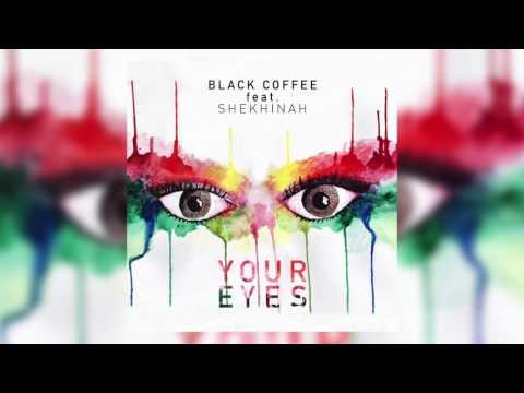 Black Coffee - Your Eyes feat. Shekhinah (Cover Art)