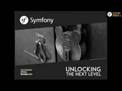 SymfonyCon Madrid 2014 - Fabien Potencier - Keynote
