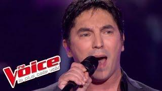 Daniel Balavoine - Mon fils ma bataille | Atef Sedkaoui | The Voice France 2012 | Demi-Finale