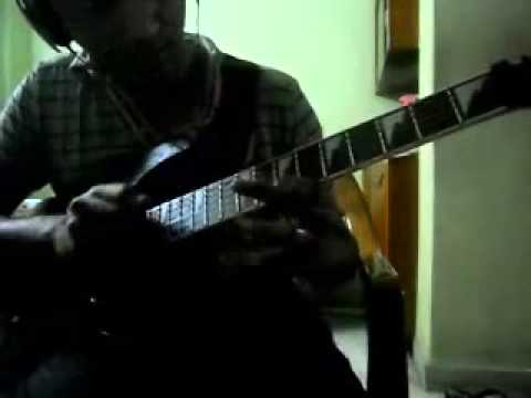 Motherjane Chasing the Sun Guitar Cover...