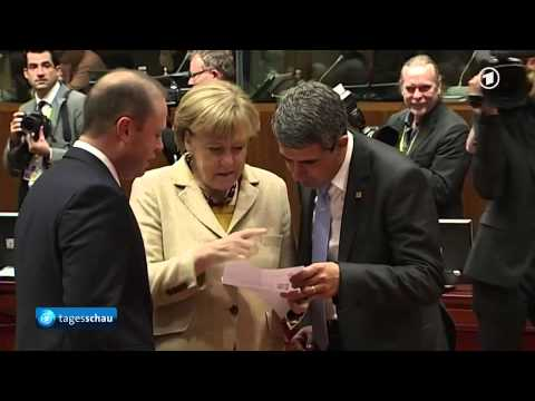 Angela Merkel snubs Joseph Muscat