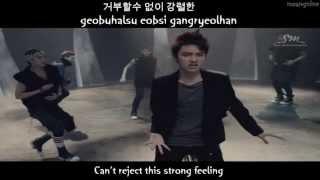 HD DL LINK EXO Wolf Korean Version MV Lyrics