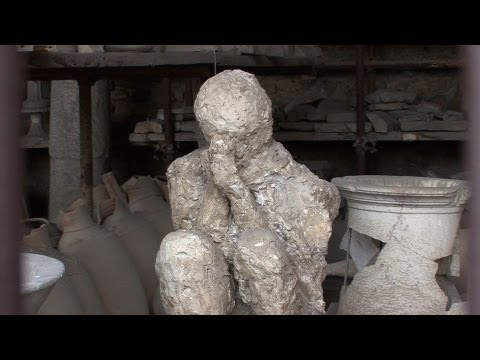 The Lost City Of Pompeii