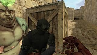 Counter strike 1.6 iron man fists
