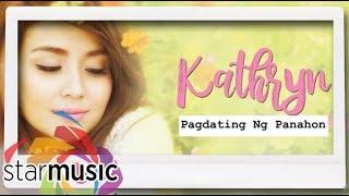 Pagdating ng panahon aiza seguerra minus one music