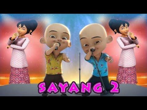 Upin Ipin Kak Ros Bernyanyi Lagu Sayang Versi Reggae Ska Remix Terbaru