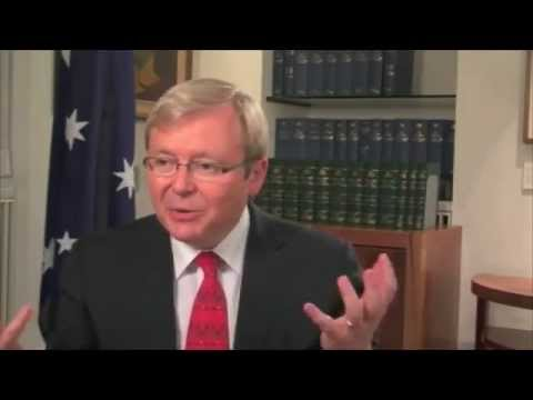 Kevin Rudd swears...dropping the F'BOMB ***NOT THE FAKE, REAL DEAL!