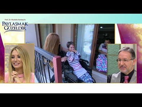 Paylaşmak Güzeldir 9. Bölüm- Engelli çifte Paylaşmak Güzeldir programından tekerlekli sandalye!