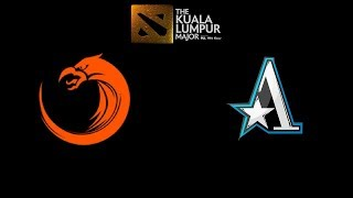 TNC Predator vs Team Aster The Kuala Lumpur Major Highlights Dota 2