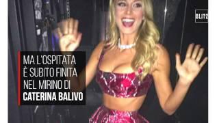 Sanremo 2017, Caterina Balivo contro Diletta Leotta