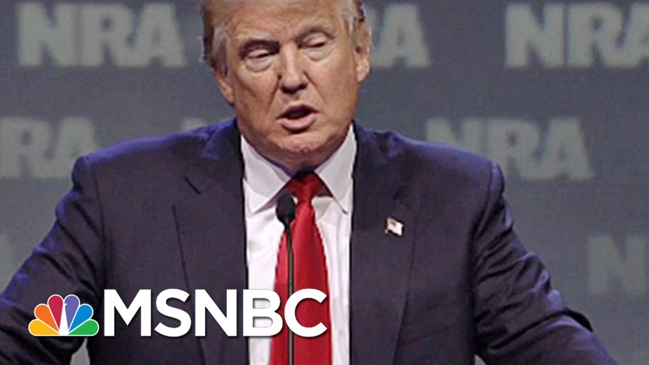 Does President Donald Trump Have The Ability To Buck The NRA? | Morning Joe | MSNBC