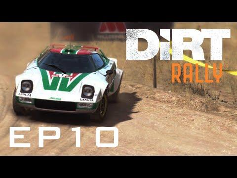 DiRT Rally Gameplay: Green Sectors - Episode 10