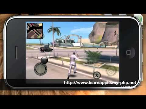 iOS: Gangstar Rio: City of Saints Review