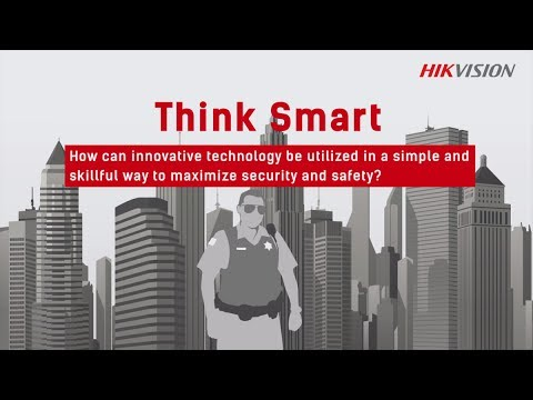 2014 Hikvision Smart IP Solution
