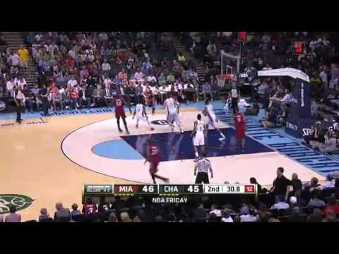 Heat Vs Bobcats Highlights 5 April 2013 - NBA Recap www.nbacircle.com NBA CIRCLE Today