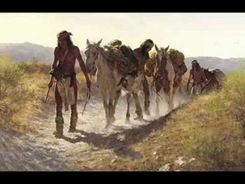 Wonderful life - Native American  music