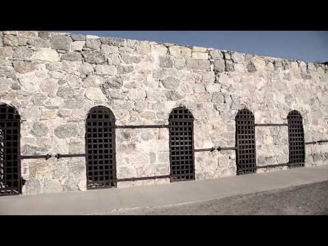 Yuma Territorial Prison in Arizona