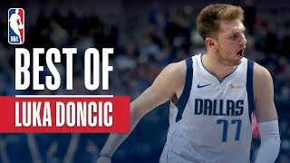 Luka Doncic's Early Season Highlights | Kia NBA Rookie of the Month #KiaROTM