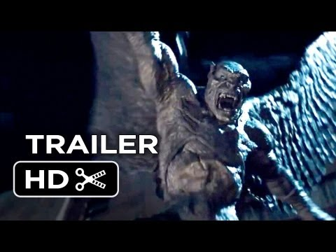I, Frankenstein Official TRAILER 1 (2014) - Aaron Eckhart Movie HD