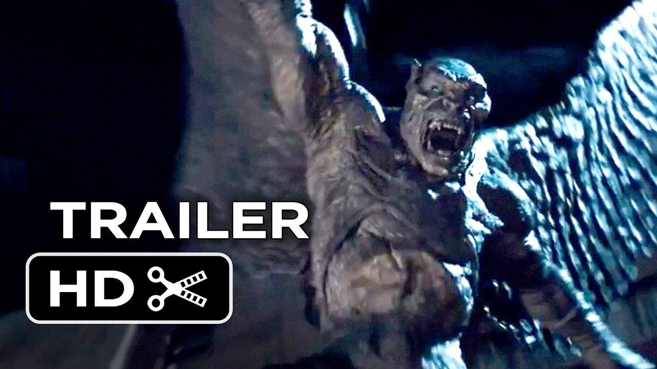 Frankenstein Official TRAILER 1 (2014) - Aaron Eckhart Movie HD ...