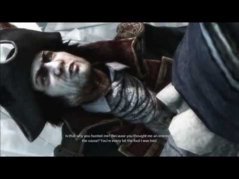 Assassin's Creed 3:All Templars Death Scene