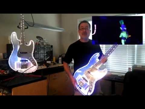 RC4Magic in Katy Perry Prismatic Guitars and Basses