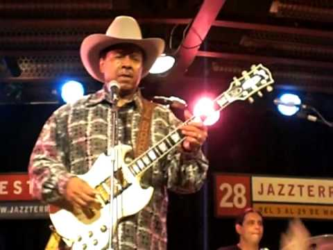 lonnie brooks blues band