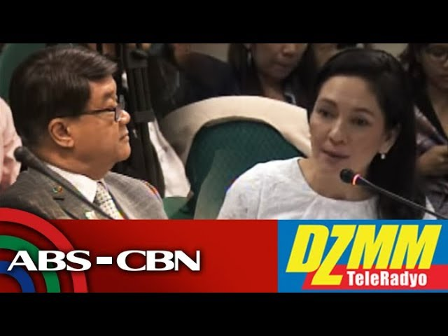 DZMM TeleRadyo: Buko na kayo says Hontiveros on wiretap case that proves Aguirre's 'conspiracy'