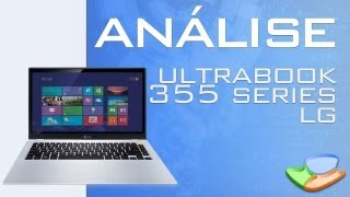 Ultrabook LG Z355 Series [Anlise de produto] - Tecmundo