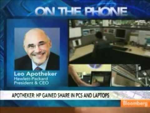 Hp Leo Apotheker Interview
