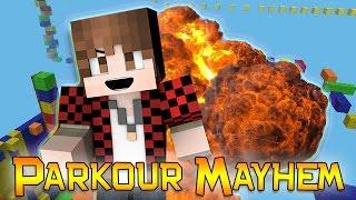 Minecraft: PARKOUR MAYHEM