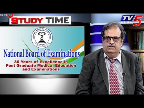 National Board of Examinations | Study Time | TV5 News